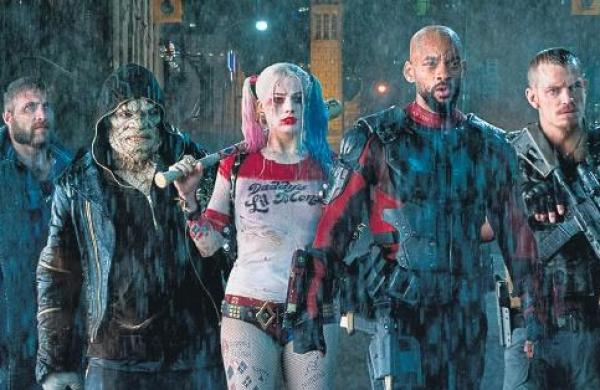 Filmmaker David Ayer slams 'Suicide Squad' studio, saying the released cut 'is not my movie'