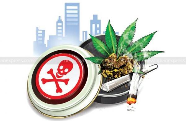 Ganja seized from saree packets in Odisha, threeheld