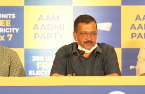 'Goa wants clean politics': Arvind Kejriwal promisesfree electricity in state if AAP voted to power