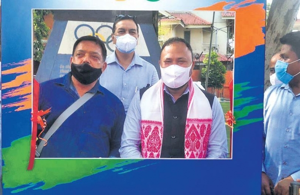 Guwahati diary: Selfie points to cheer Tokyo-bound athletes and more