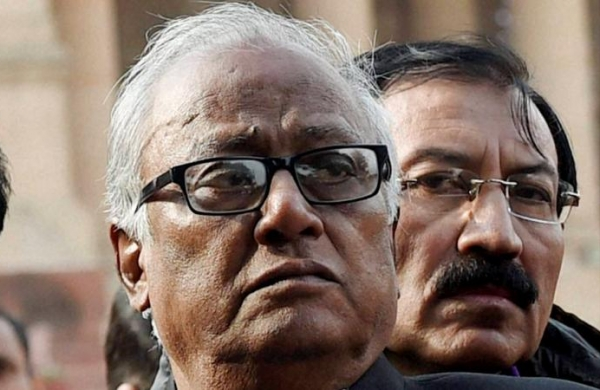 Half of BJP MLAs want to be with TMC:Saugata Roy