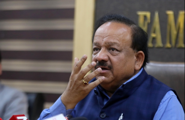 Harsh Vardhan's departure from cabinet marred with COVID-19 policy failure?