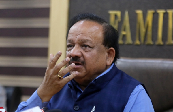 Harsh Vardhan's'end-game' statementwas in context of decline in COVID cases at that time: Government