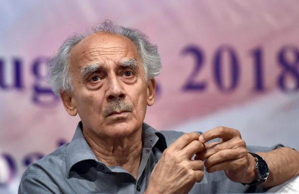'Heavily abused': Ex-minister Arun Shourie moves SC against sedition law