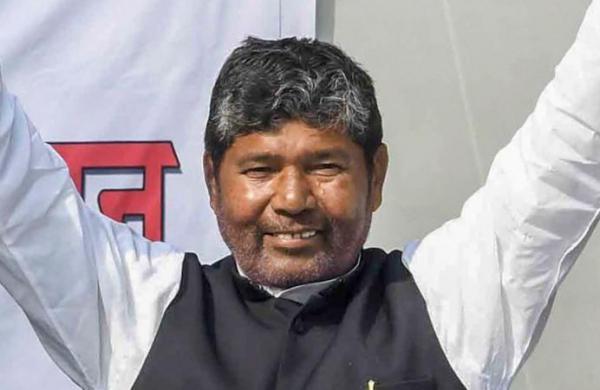 I am the real political successor of Ram Vilas Paswan: Union Minister Pashupati Kumar Paras