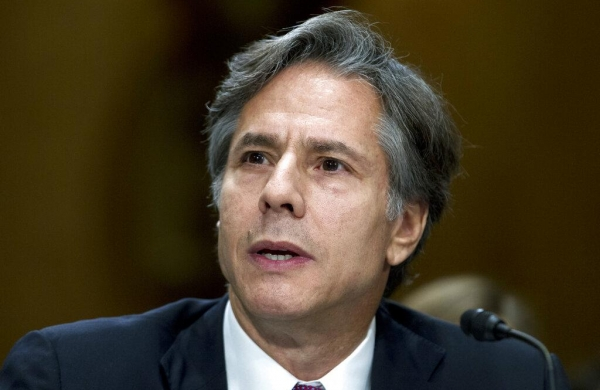 In move likely to irk China, US Secretary of State Blinken meets Tibetan leader in Delhi