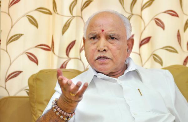 It's all hunky-dory for Karnataka CM Yediyurappa