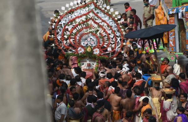 Jagannath Rath yatra to be held in Ahmedabad on July 12 with curbs: Gujarat government