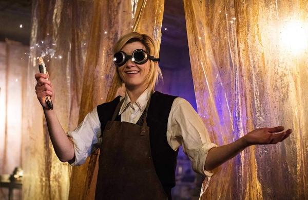 Jodie Whittaker leaving 'Doctor Who' after three seasons