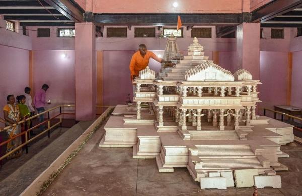 Land deal: Faizabad court summons Ram temple trust secretary Champat Rai, three others