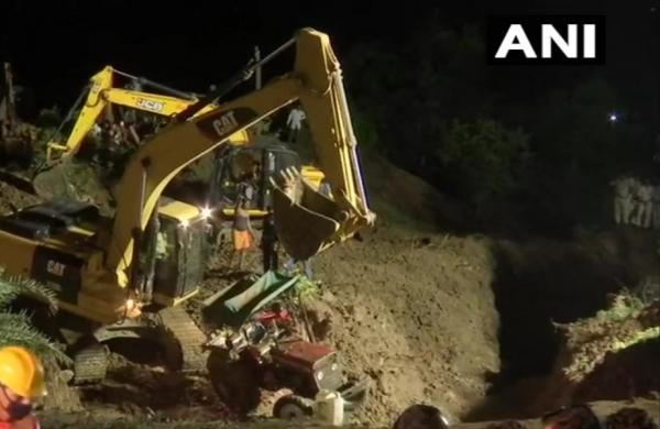 Madhya Pradesh well tragedy: Three bodies retrieved, at least 11 villagers still trapped