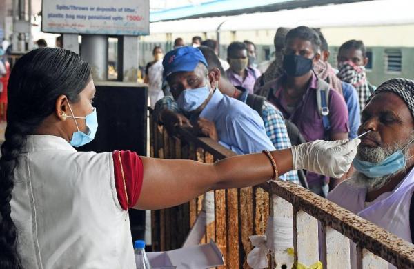 Maharashtra, Kerala reported 53 per cent of India's total COVID cases last week: Centre