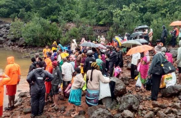 Maharashtra rains: Five bodies recovered from Ambeghar landslide site in Satara