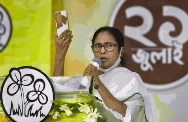 Mamata urges Supreme Court to take suo motu cognisance of Pegasus snooping row