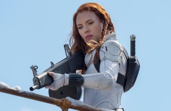 Marvel's Scarlett Johansson-starrer'Black Widow' soars to pandemic box office record