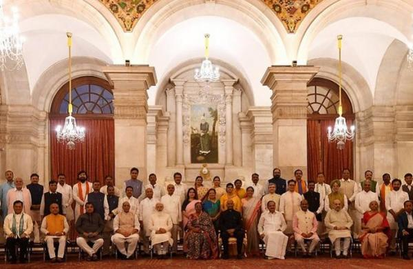 Modi's new Cabinet: Elections, caste equations weigh heavy in rejig