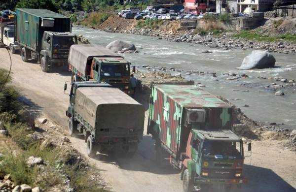 Monitoring activities by Chinese military: Army on eastern Ladakh situation