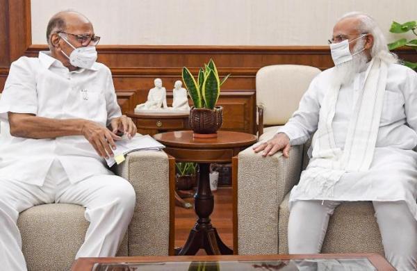 NCP says MVA allies kept in loop about Pawar-Modi meeting in Delhi
