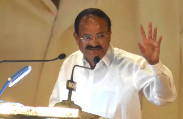 Naidu urges parliament to stand by people amid Covid pandemic, address their concerns