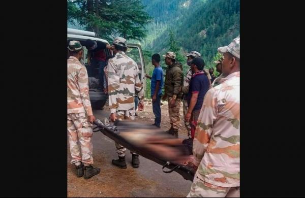 Nine dead, three injured in multiple landslides in Himachal Pradesh's Kinnaur district