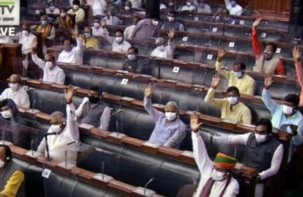 Opposition uproar: Lok Sabha proceedings adjourned for third time