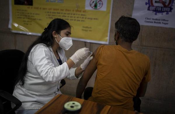Over 38.50 crore COVID-19 vaccine doses administered so far: Government