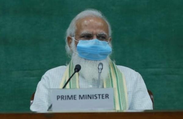 PM Modi chairs meeting of NDA floor leaders ahead of Monsoon session