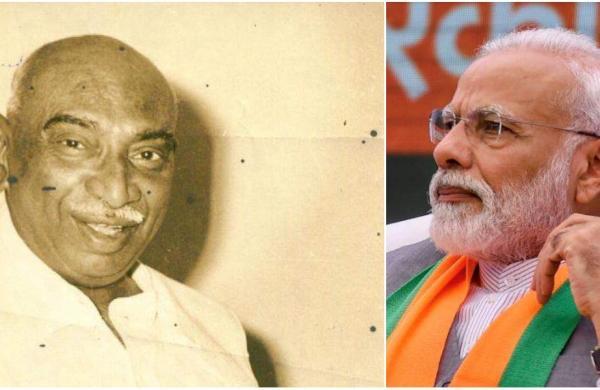 PMNarendra Modi pays homage to ex-Tamil Nadu CM K Kamaraj on birth anniversary
