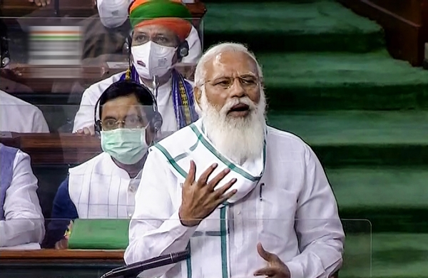 Parliament's Monsoon Session commences on rocky note as LSadjourned till 2 pm amid Oppn ruckus