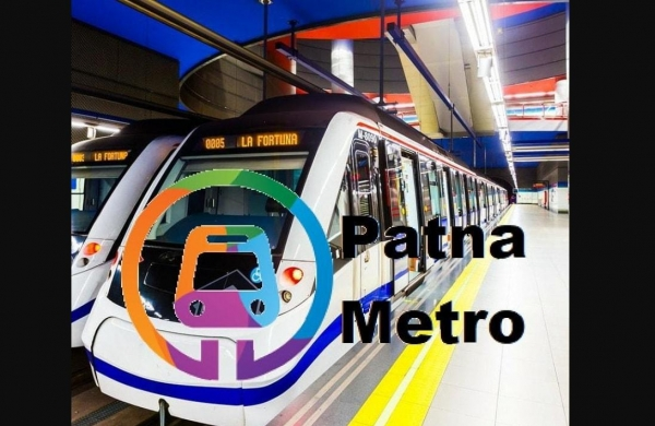 Patna metro rail project works stuck at 1 per cent completion; was inaugurated in 2019