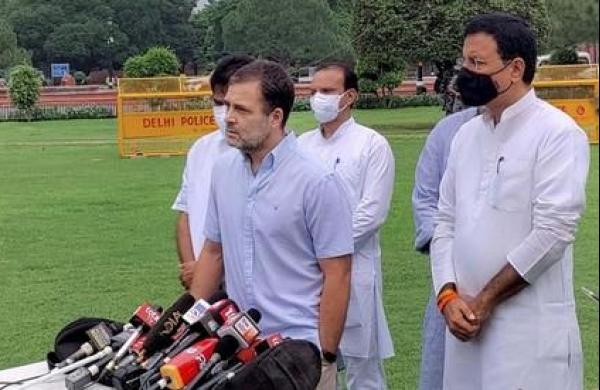 Pegasus row: Oppositiondemands debate; Rahul raises the heat on snoopgate