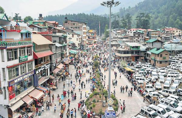 People flouting COVIDprotocols at tourist spots 'serious cause of concern': Government