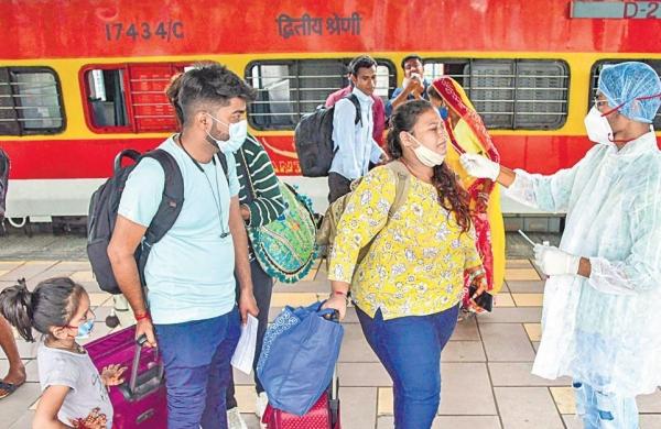 Premature to conclude health complications due to Covidrising: Govtin Lok Sabha