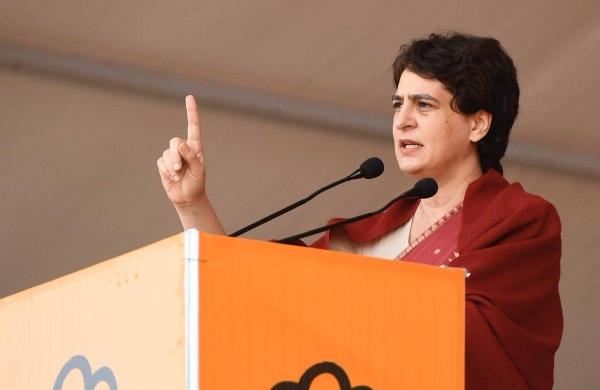 Rahul, Priyanka Gandhi slam UP govt over misbehaviour with women, violence ahead of polls