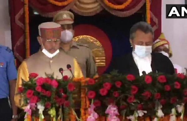 Rajendra Arlekar takes oath as new Himachal Pradesh Governor