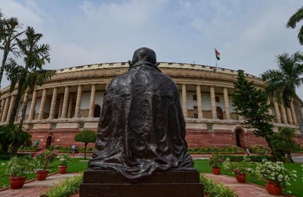 Rajya Sabha proceedings adjourned till 12 noon after opposition ruckus