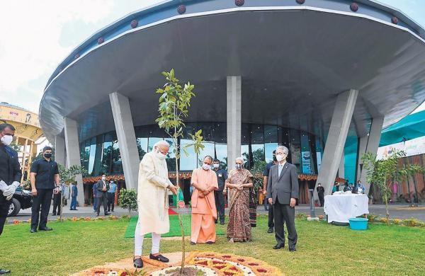 Rule of law restored in Uttar Pradesh under Yogi: Modi