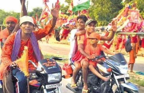 SC takes cognisance of Uttar Pradesh govt's decision to allow 'Kanwar Yatra', issues notice to state