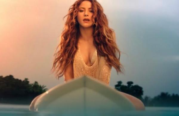 Shakira drops new single 'Don't Wait Up'
