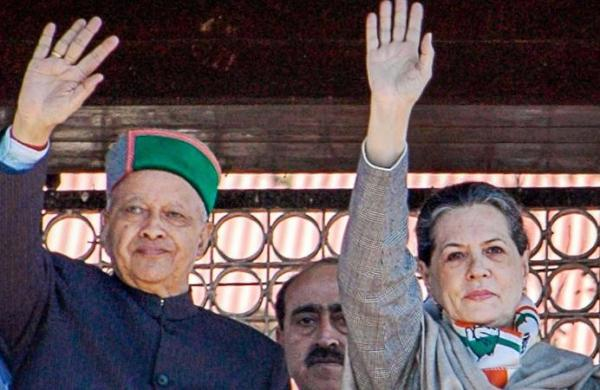 Sonia Gandhi condoles demise of Virbhadra Singh, says his contribution will be cherished forever