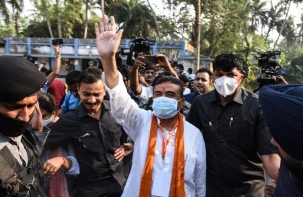 Suvendu Adhikari'sHindu rhetoric on Bengal violence deaths sparks divide in BJP