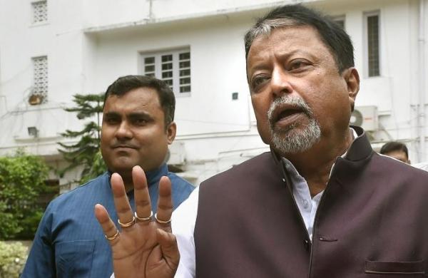 TMC leader Mukul Roy's wife Krishna Roy passes away