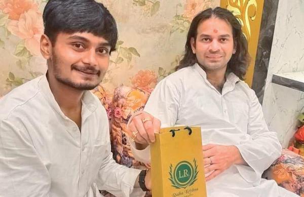 Tej Pratap Yadavturns entrepreneur, takes to manufacturing incense sticks