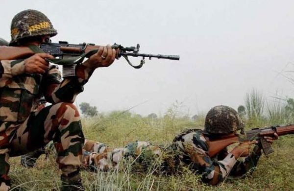 Two militants killed, three soliders injuredin encounter in J-K's Bandipora