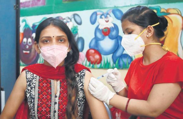 Union govt says India's COVID-19 vaccine coverage exceeds 36.89 crore