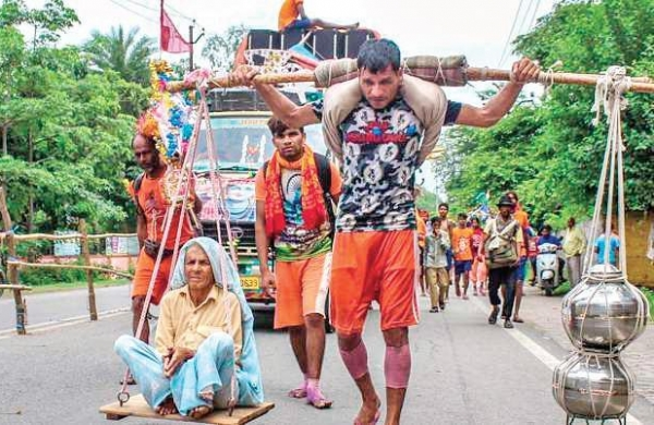 Uttarakhand govt to send Gangajal in tankers if Kanwar yatra not allowed due to Covid situation
