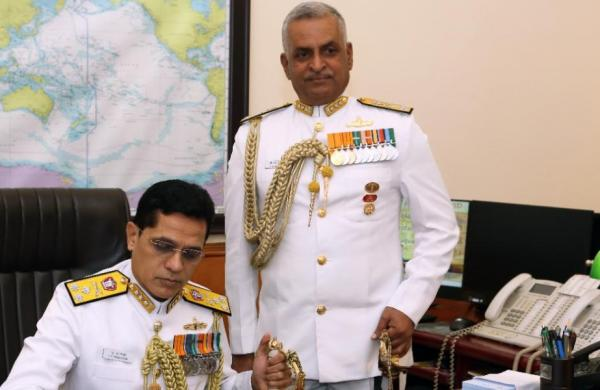 Vice Admiral SN Ghormade takes charge as new Vice Chief of Indian Navy