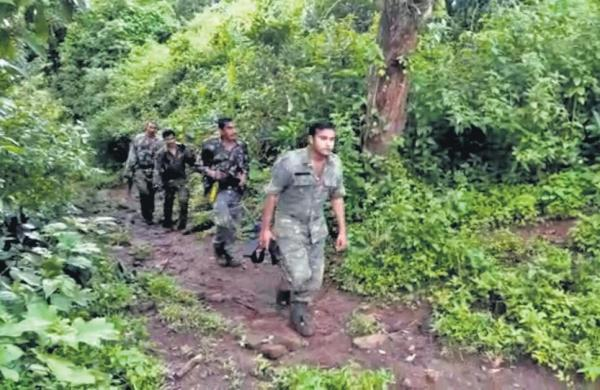 Villager guiding cops killed after IED planted by Maoists explodes in Jharkhand's Gumla