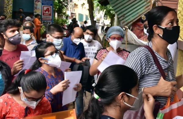 West Bengal JEE held in offline mode amid coronavirus scare