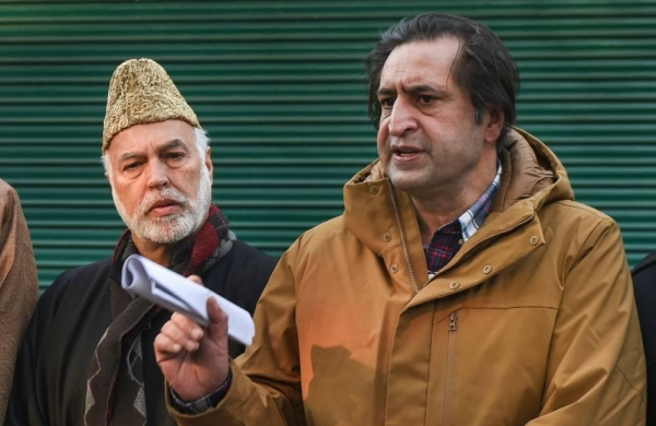 Will wait for more 'liberal' government to give back J-K's special status: Sajad Gani Lone